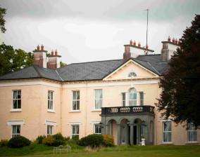 Castledaly Manor in Ireland